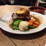 Roast Beef Sunday Roast