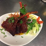 Best Jambu mouthwatering Lamb Chops only sold here in the Lal bagh. Packed Wednesday Banquet nig