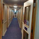 Narrow corridors