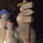 "Las Olas & A1A welcome ""snow"" family"