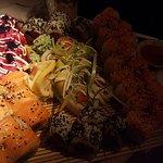 Dots - experimental Sushi Foto