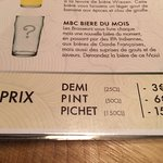 Photo de Micro Brasserie de Chamonix-MBC