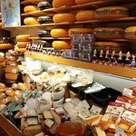 Cheese shelf