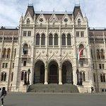 Parliament Building city side