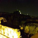 Vista de las ruinas de la Antigua Catedral (San José)