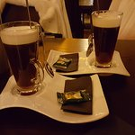 Irish coffee superb