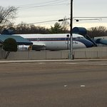 "Elvis's plane ""Lisa Marie"""