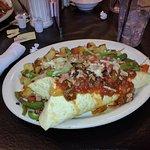 Burrito de Huevos.