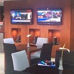 Lounge del Club Imperial del  Hodelpa Gran Almirante