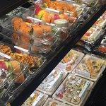 Sushi at Wholefoods