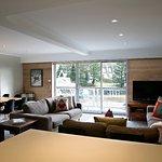 4 Bedroom 12 Share deluxe kitchen toward living room & balcony