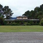 Casita, the Italian tea house at the Gardens of Ilnacullin, Garnish Island, County Cork, Ireland