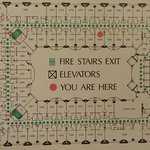 Room map for 12th floor.