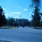 entrada al estadio Malvinas Argentinas
