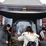Photo de Senso-ji Temple