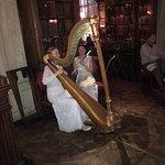 musique intime ici harpe