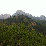 青岛崂山一景