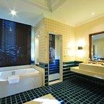 Superior Suite's bathroom