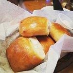 Los deliciosos panecillos 😍