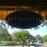 Look for the BriarPatch sign along Main Stree Winter Park. Stop by for a delicious eating experi
