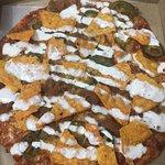 Notorious Nachos Pizza