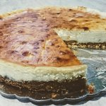 Lemon-cheescake loved by travellers and Daweians