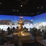 La Place, le restaurant de Mini World Lyon