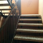 Stairs to level #2