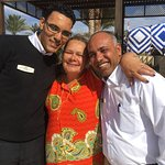 Housekeeping manager and beach bar hussien xx