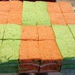 17 variedades de sandwiches de miga todos los días preparados en nuestro obrador