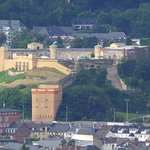 Another view of the fort from the Rhine River