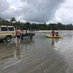 Kayak tour and snorkling