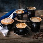 A flavour of our fabulous coffee