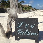 Foto de Om Tulum Hotel Cabanas and Beach Club