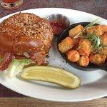 Brewster Burger