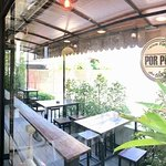 Por Pun Art Cafe + Bar