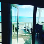 We loved our ocean front balcony room and the Shores Pool is gorgeous!