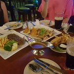Foto de Irish Shamrock Bar & Restaurant