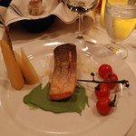 Crispy Salmon Entree