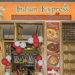 INDIAN EXPRESS TANDOORI AND CURRY