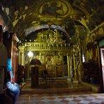 Inside the monestry