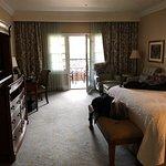 The 'living/sleeping quarters'