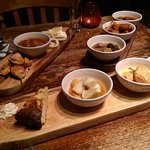 3 tapas for £10.99 deal x 3