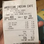 Photo of American Indian Cafe