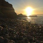 Sunrise at terranea