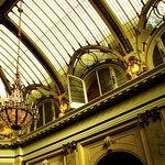 Garden Court - Ceiling details