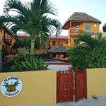 Seaside Cabanas Photo
