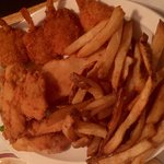 Fish fry is SO GOOD!!