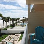 balcony looking south (Daytona Beach)