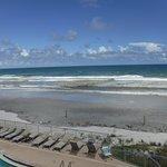 Ormond Beach from room